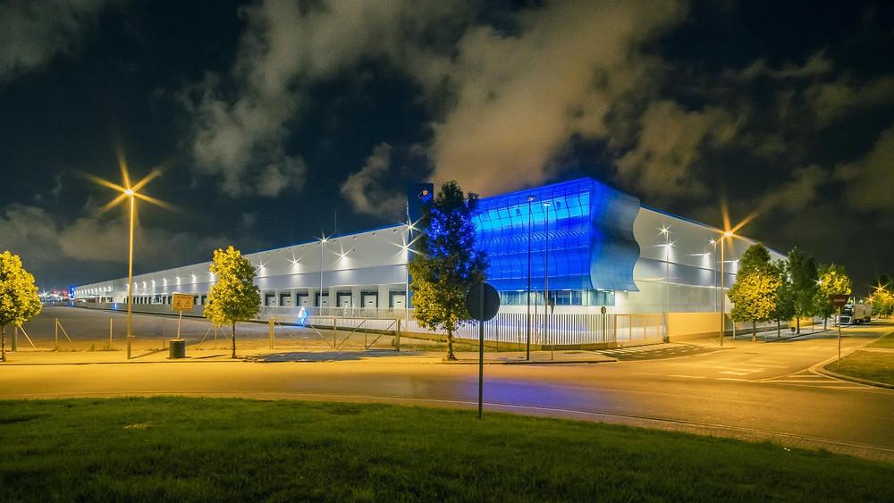 60.000 m2 logistics building on plot ZAM in the ZAL Port of Barcelona
