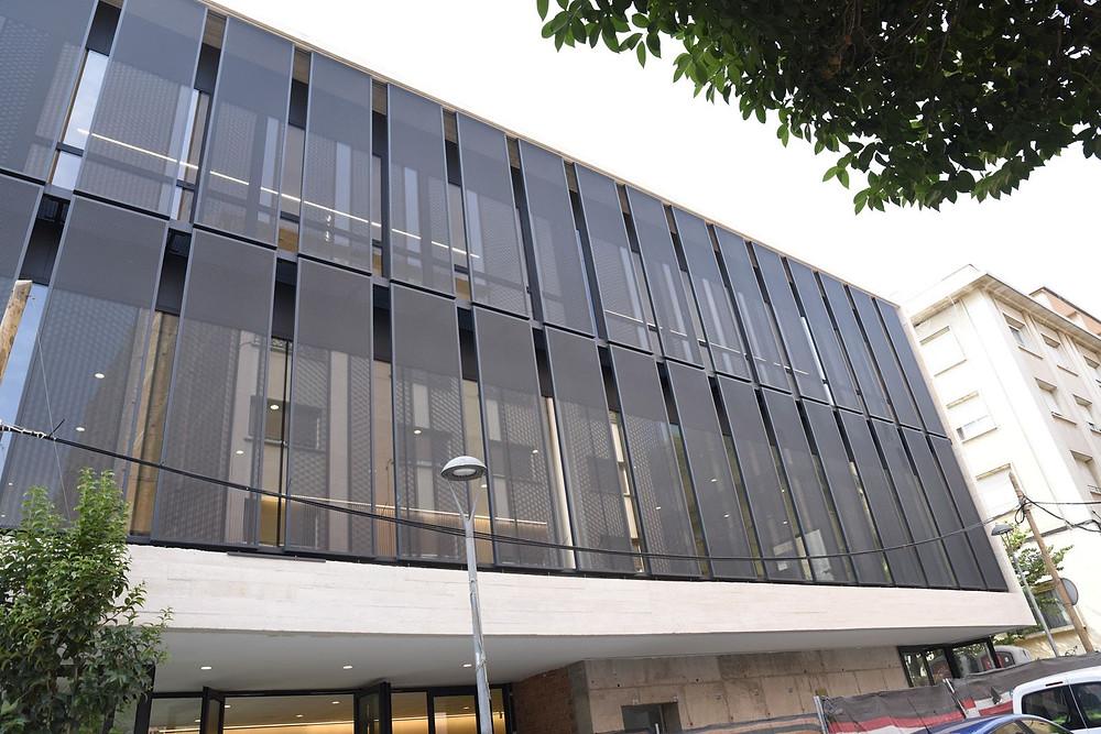 Premis Catalunya Construcció · Rehabilitació de l'edifici de la Unió Santcugatenca