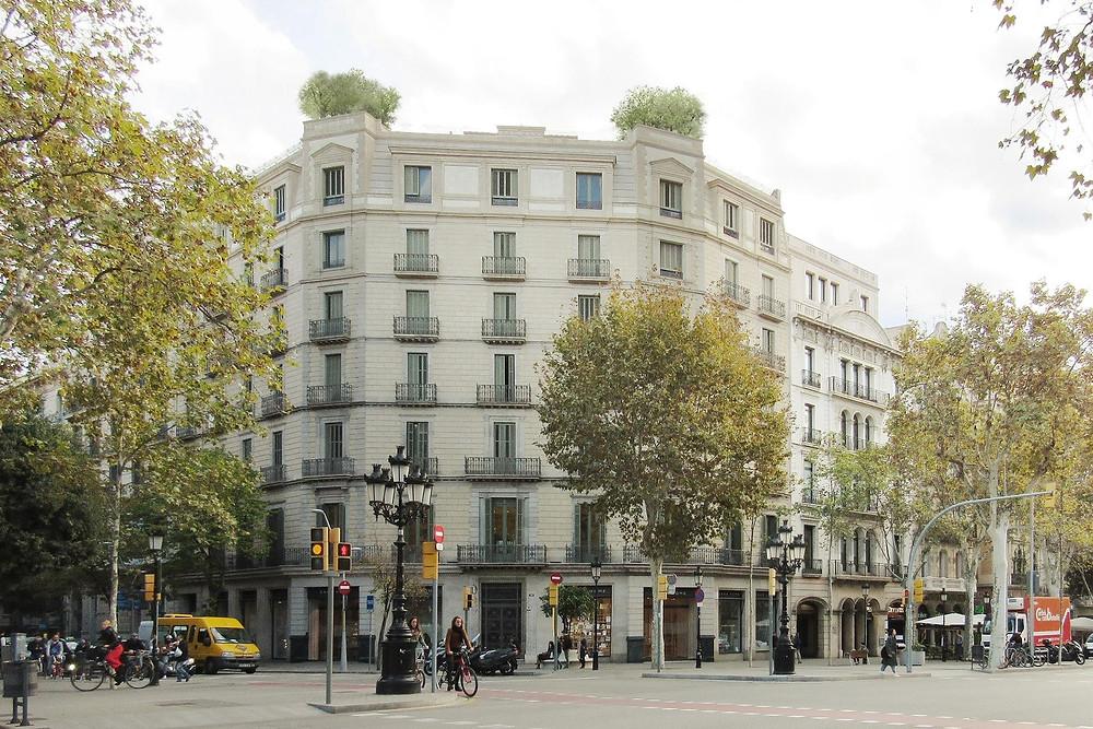 Edifici residencial Passeig de Gràcia · Premis Catalunya Construcció