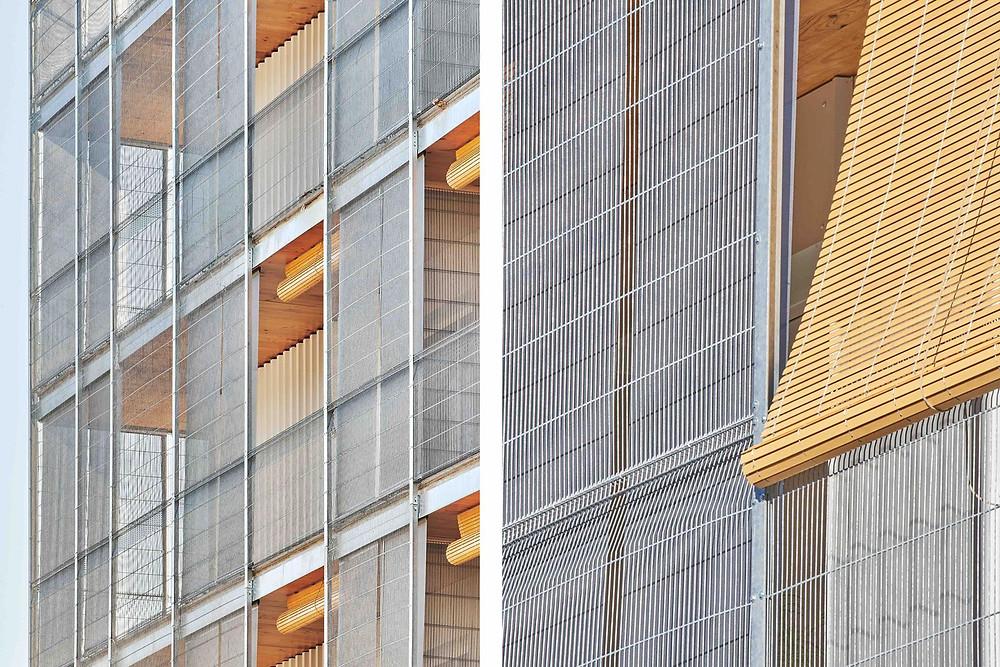 Habitatges socials a Cornellà · Premis Catalunya Construcció