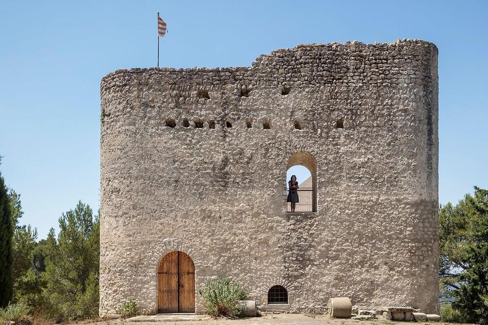 Restauració del castell de la Tossa · Premis Catalun