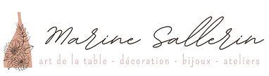 Logo banière Marine Sallerin illustré nude, style vintage_2.png