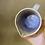 Thumbnail: Pichet en grès motif pieuvre et fleurs