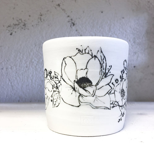 Gobelet Fleur 1