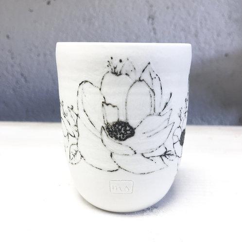 Gobelet Fleur 3