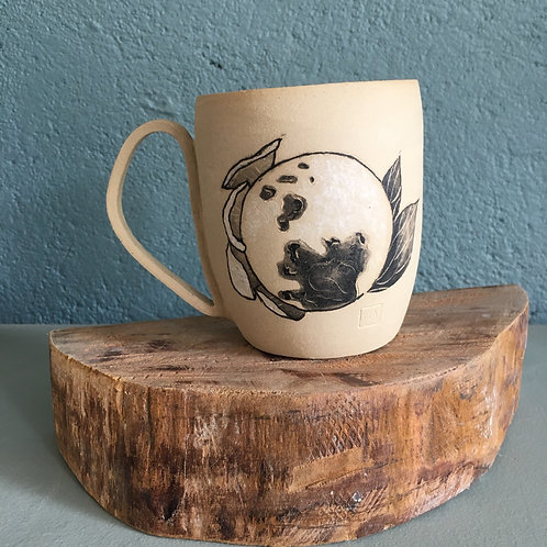 Tasse / Mug Motif lunaire