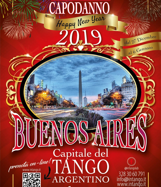 InTango - Capodanno 2109 Buenos Aires