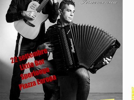 Il 22 settembre a Sperlonga Impulsi di Tango