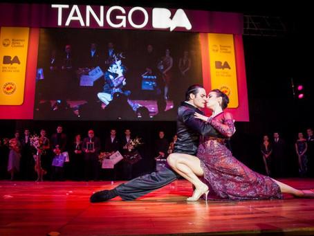 Campionati Mondiali di Tango Argentino a Buenos Aires