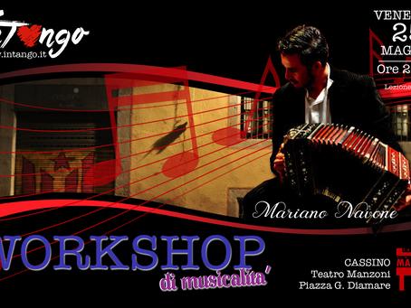WORKSHOP DI MUSICALITA'