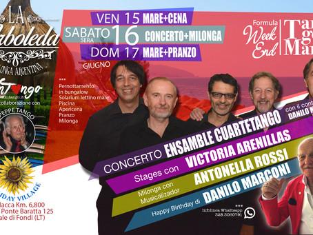 """Concerto Tango e Milonga """"Al Atardecer"""""""