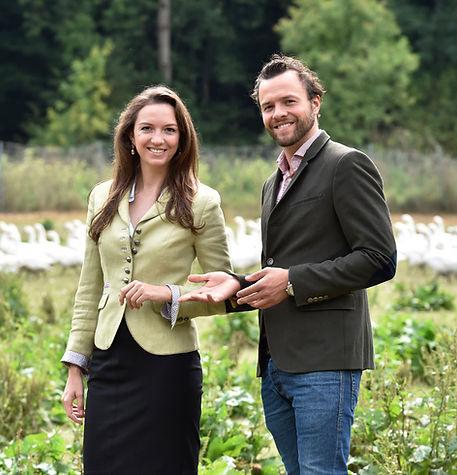 Stephanie von Luttitz und Constantin von Luttiz
