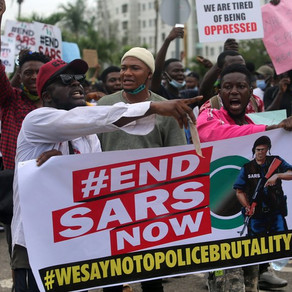 #SARSMustEnd - What's Happening in Nigeria