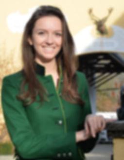 Stephanie von Luttitz, IHK zertifizierte Knigge Trainerin für Business Etikette