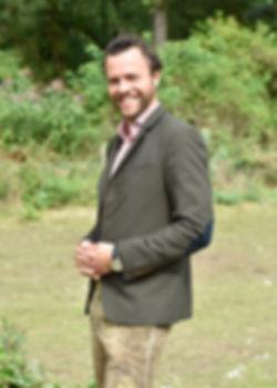 Constantin von Luttiz Berater, Coach, Yoga Lehrer
