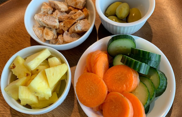 Lemony Lunch Time Chicken (AIP, Paleo, Dairy Free, Gluten Free)
