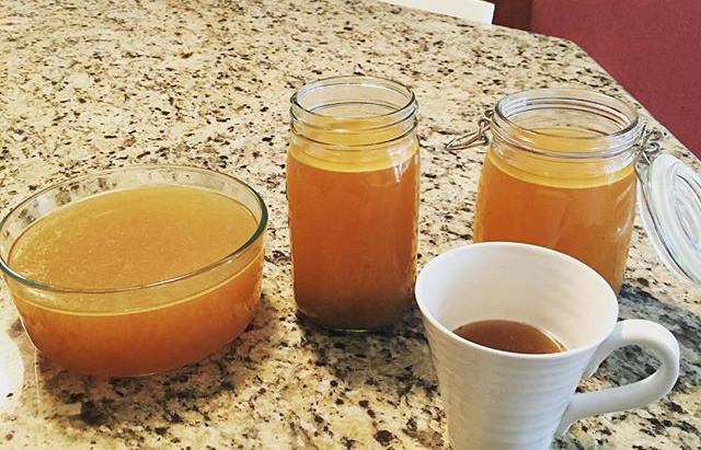 Bone Broth - Recipe and Benefits