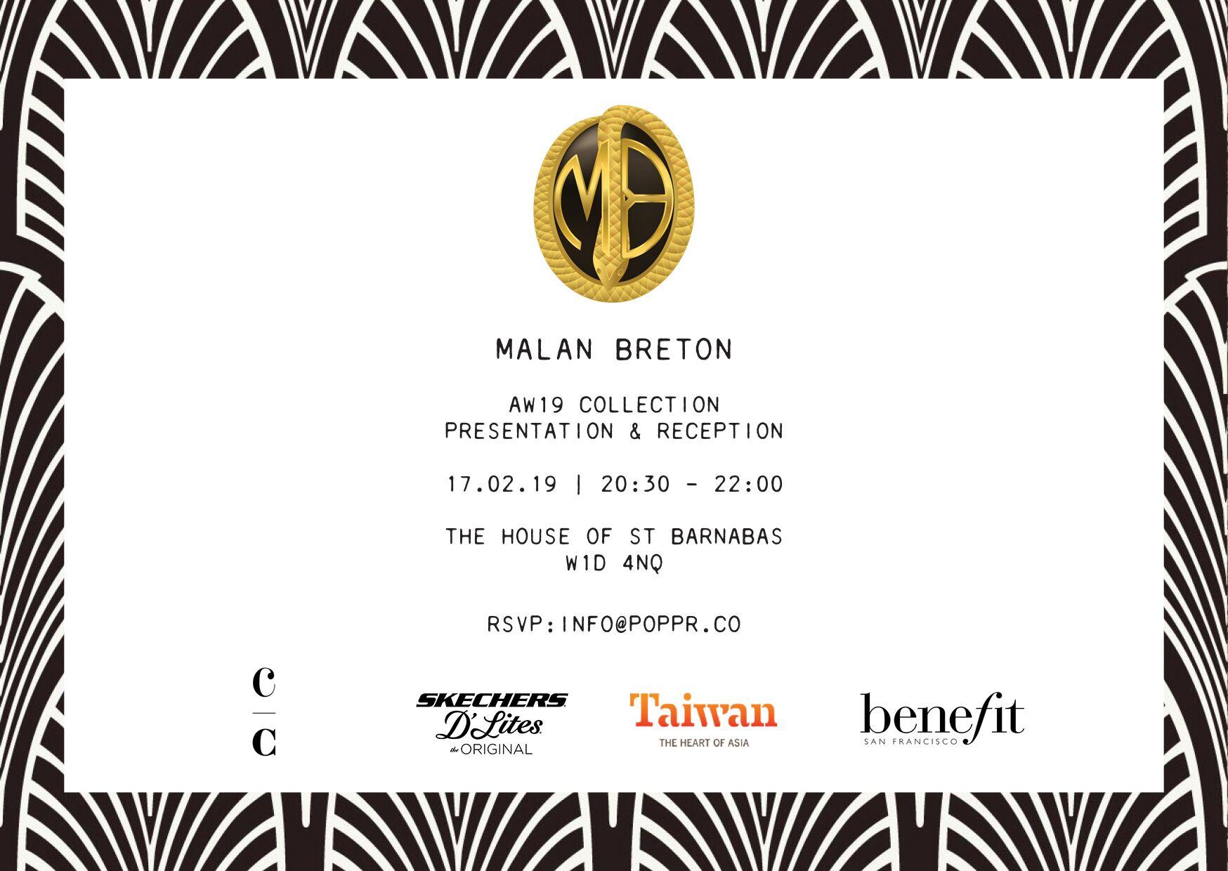 Malan Breton AW19