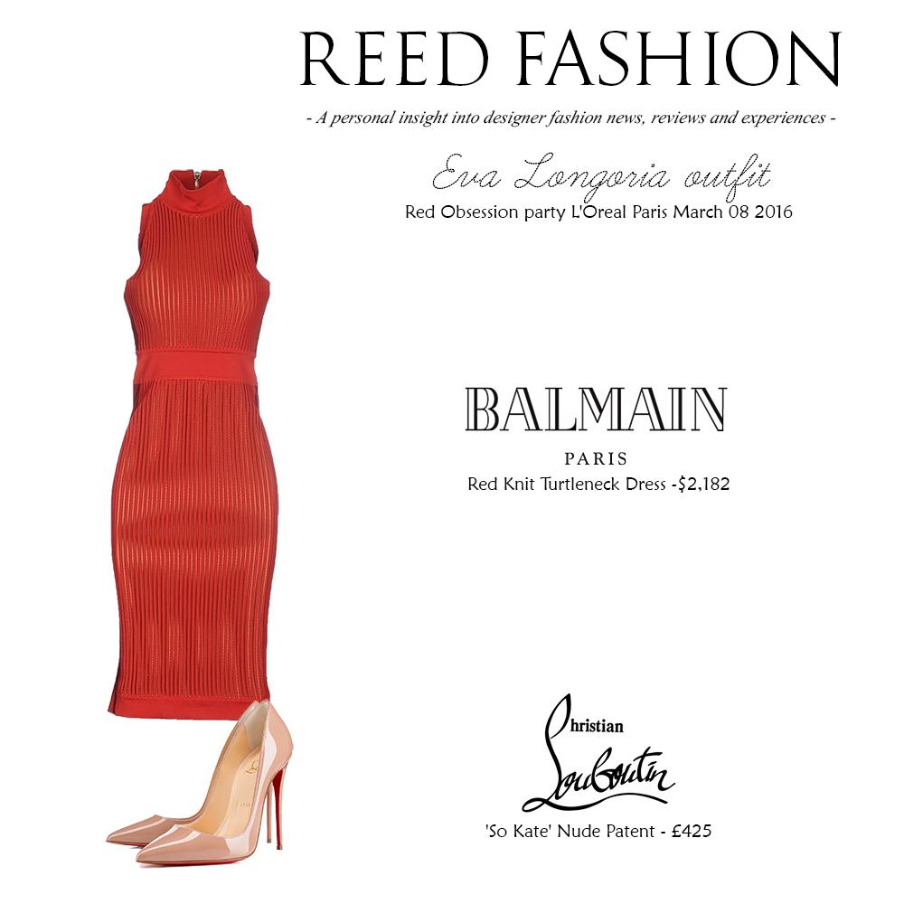 Eva Longoria Outfit 20-10-2016