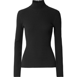 Michael Kors Collection Ribbed stretch-k