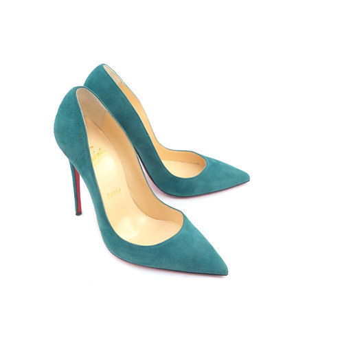 Christian Louboutin 'So Kate' Forrest Suede
