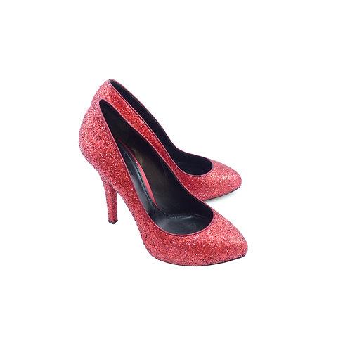 Dolce & Gabbana Red Glitter