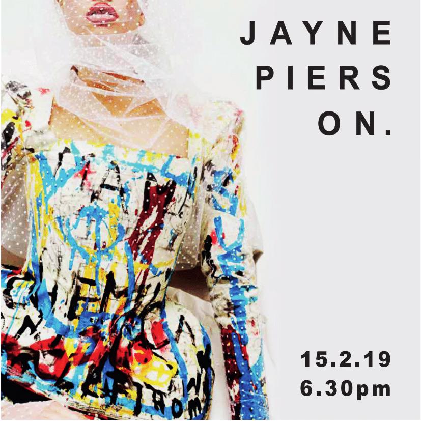 Jayne Pierson AW19-1