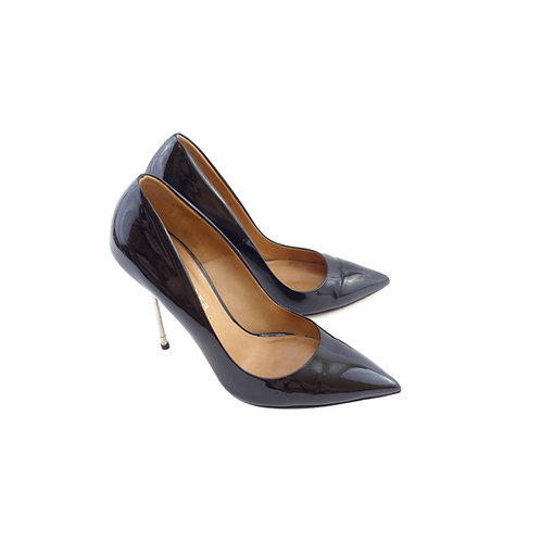 Kurt Geiger 'Britton' Black Patent Leather