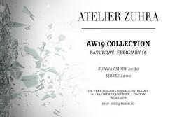 Atelier Zuhra AW19