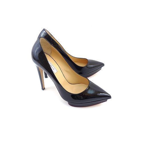 Semilla 'SM1405' Black Patent Leather