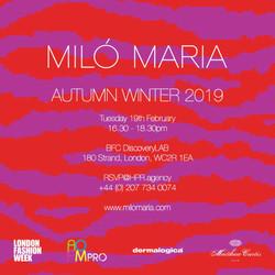 MILÓ_MARIA_AW19_Presentation