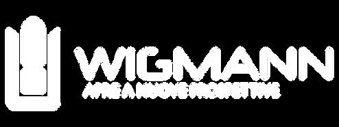 logo wigmann bianco maxi porteinfissiper
