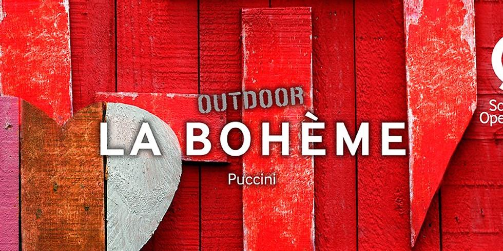 Rodolfo, La Bohème - Scottish Opera