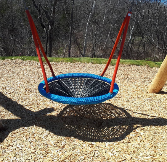 Original Birds Nest swing