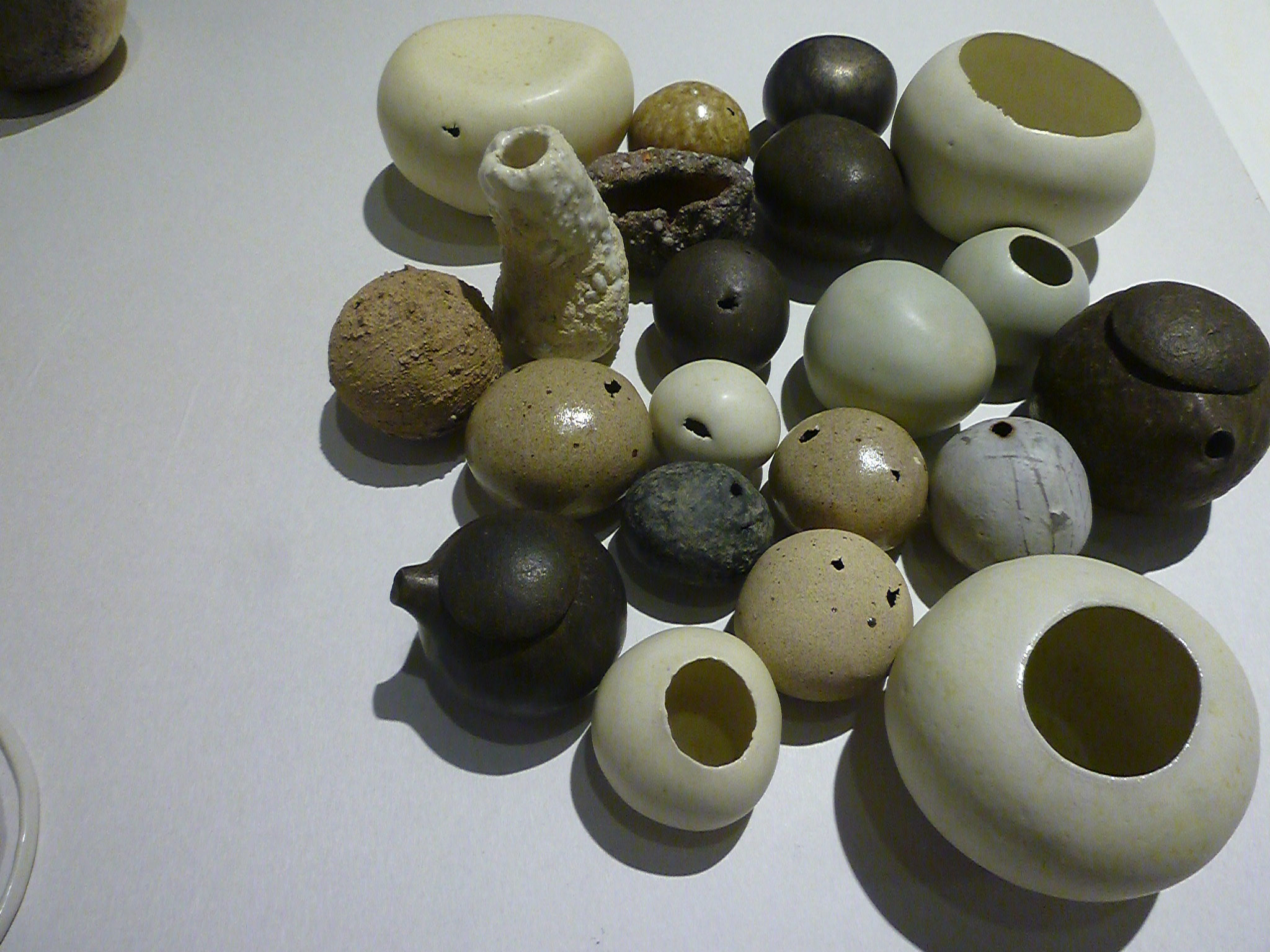 bowl and stones