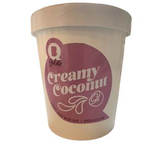 CREAMY COCONUT (SORBET)