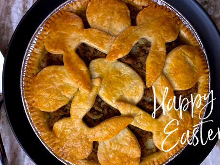 QB Tourtière: A Savoury Traditional Treat to Celebrate Easter