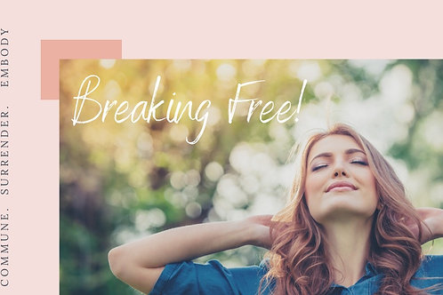 Breaking Free 7 week Self- Study