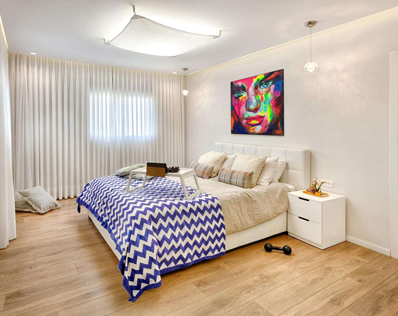 Penthouse Holon - suite master