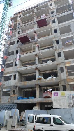 Ramat Gan - construction