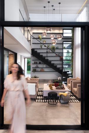 Living Area - Gourmet