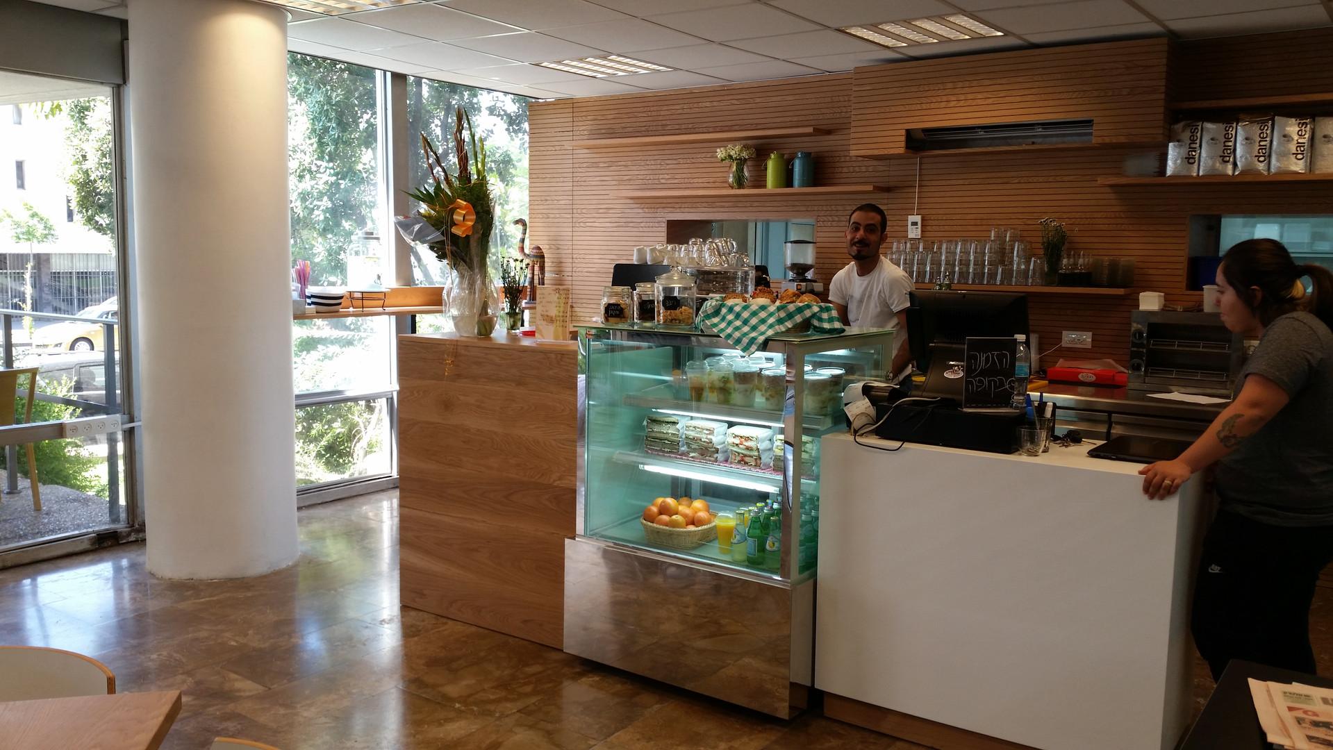 Coffee bar Tel Aviv