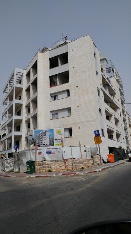 Talpiot Ramat Gan - Construction