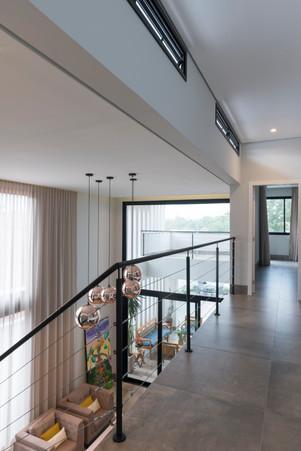 Second floor - natural light