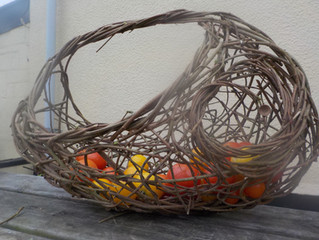 Wild Weaving Basket Workshop