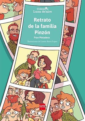Retrato de la familia pinzón poesía infantil