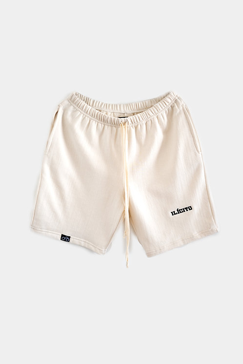 "SHORT  ""PALM BEIGE"""
