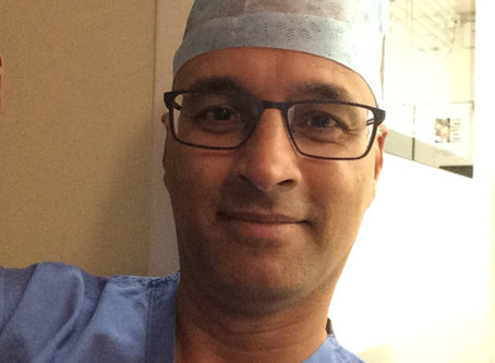Dr Girish Dhond talks about anaesthesia and pain relief