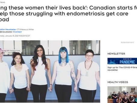 Possible Pro Bono funding for endometriosis surgery!