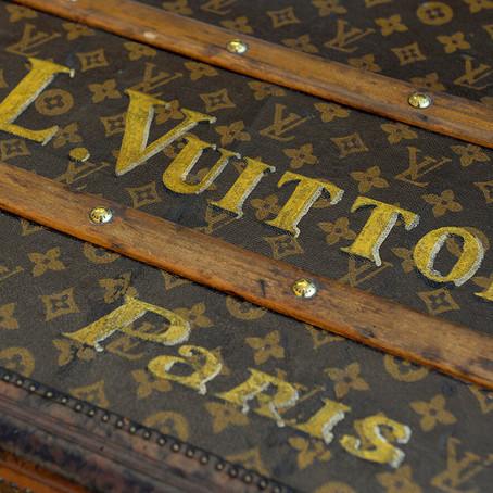 Досье: тайны дома Louis Vuitton